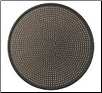 Supercoated Perforated Pizza Disks - Non-Stick