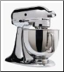 KitchenAid Custom Metallic Series Stand Mixer with Pouring Shield, 5 Quart
