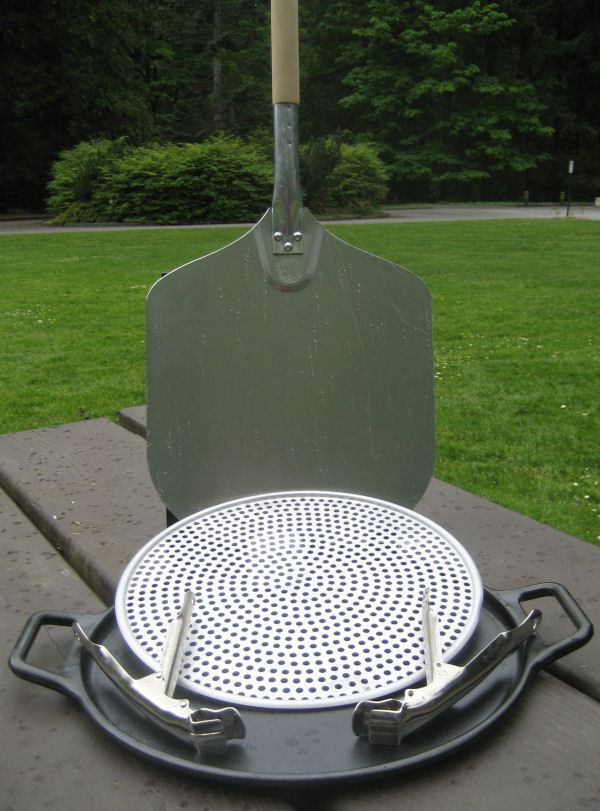 pizza grill & Bbq set