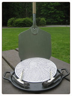 Pizza Grill & BBQ Kit
