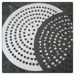 Perforated Pizza Disks